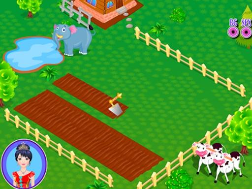 公主农场女孩游戏截图1