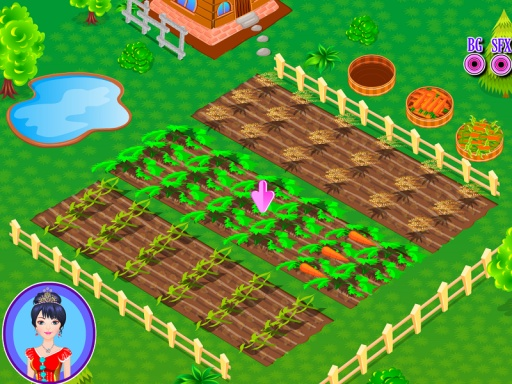 公主农场女孩游戏截图10