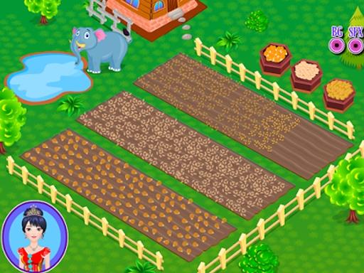 公主农场女孩游戏截图2
