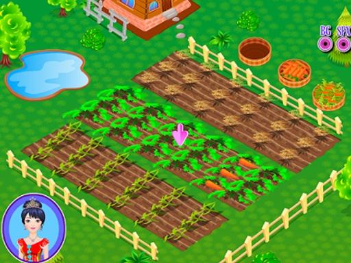 公主农场女孩游戏截图7