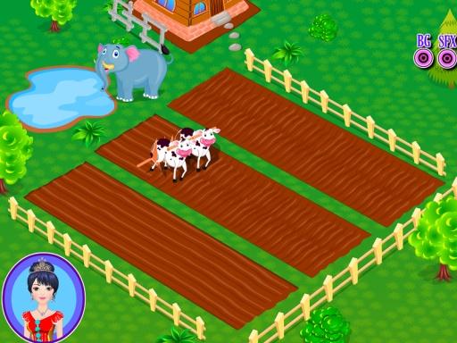 公主农场女孩游戏截图8