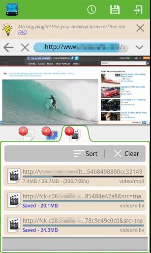 AVD 视频下载工具