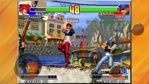 拳皇98 官方正式版