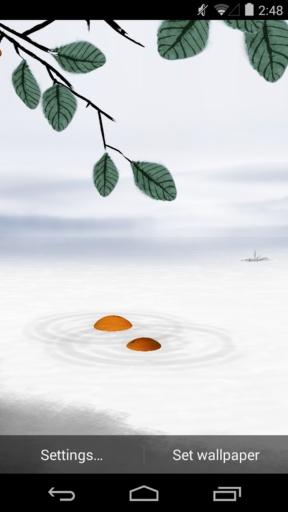 玩免費個人化APP 下載橘子红了-梦象动态壁纸 app不用錢 硬是要APP