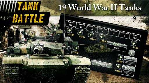 3D坦克大战:二战风云截图1