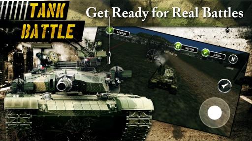 3D坦克大战:二战风云截图2
