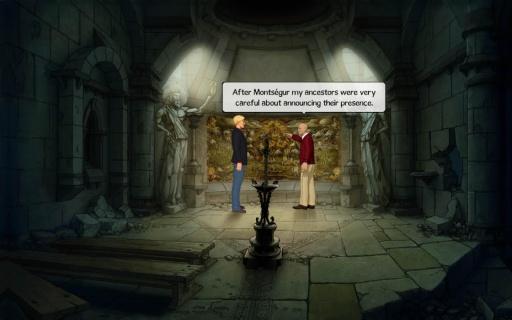断剑5:毒蛇诅咒 第二章截图2