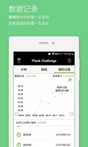 挑战Plank