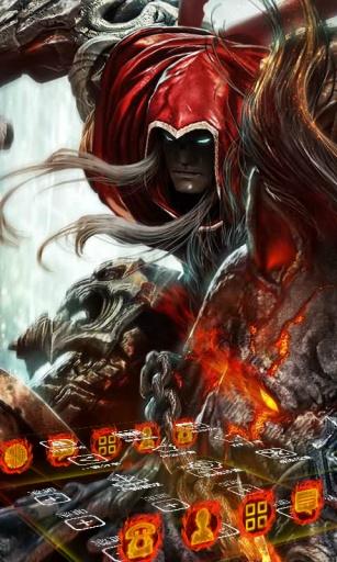 地狱骑士-3D桌面主题截图1