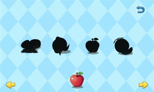 趣味宝宝学水果