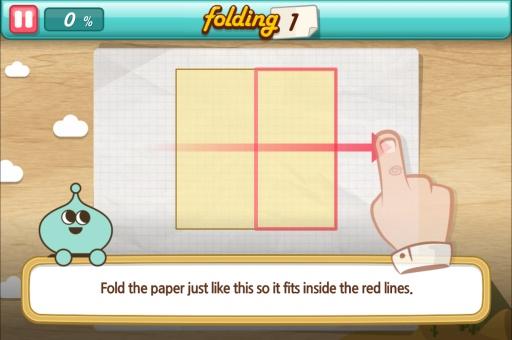 趣味折纸截图1