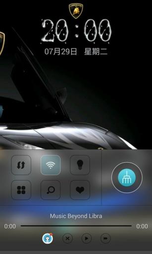 炫酷跑车主题锁屏 工具 App-愛順發玩APP