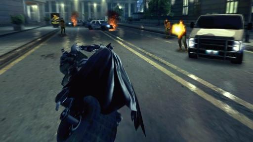 蝙蝠侠:黑暗骑士崛起截图1