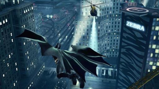 蝙蝠侠:黑暗骑士崛起截图2