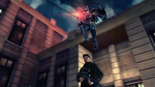 蝙蝠侠:黑暗骑士崛起截图3