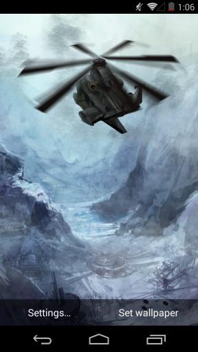 黑鹰潜入-梦象动态壁纸截图2