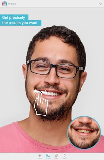 Facetune脸部优化