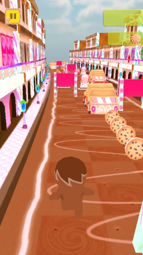 3D姜饼人跑酷截图1