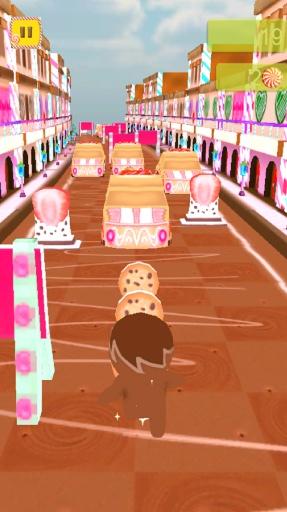 3D姜饼人跑酷截图2