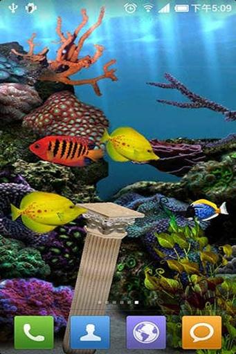 3D梦幻水族馆