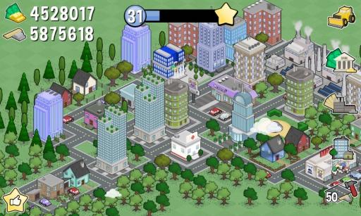 城市建造截图0