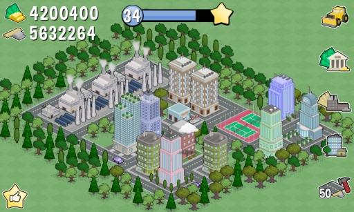 城市建造截图4