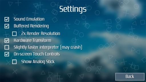 PSP模拟器