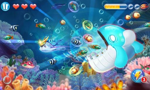 大鱼吃小鱼3_夺宝大冒险 益智 App-癮科技App