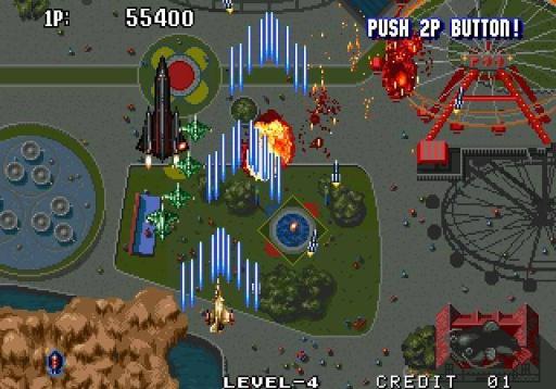 雷霆戰機電腦版下載_雷霆戰機PC單機版下載_鬥蟹遊戲網