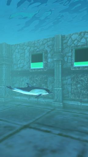 逃离美人鱼的牢笼截图0