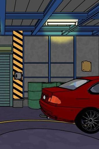逃脱游戏:停车场逃脱记