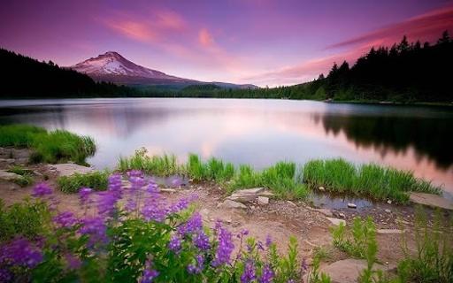 全球最美的山水风景图片