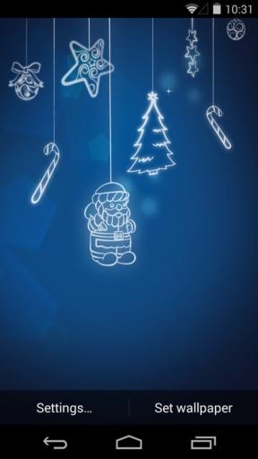 圣诞气氛-梦象动态壁纸