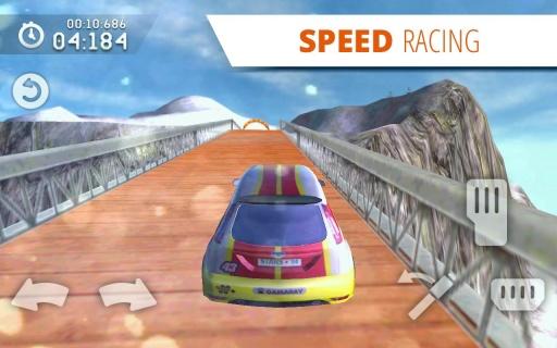 玩賽車遊戲App 阿拉斯基野外竞速免費 APP試玩