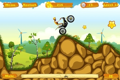 【免費賽車遊戲App】摩托达人-APP點子