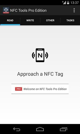 NFC Tools PRO截图1