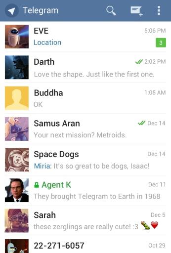 Telegram加密短信