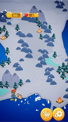 泡泡龙之丛林传奇截图1