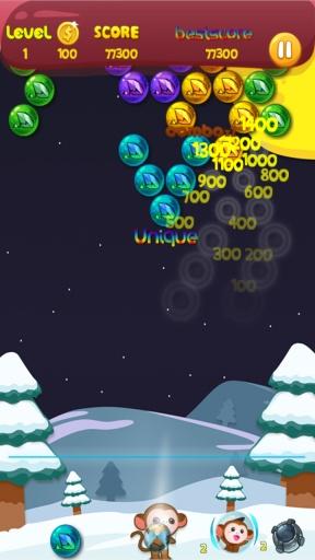 泡泡龙之丛林传奇截图3