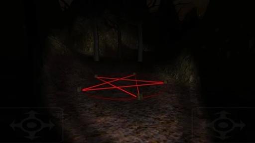 恐怖森林截图0