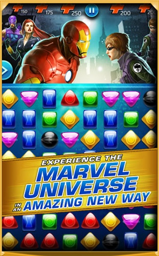 漫威迷城:黑暗王朝修改版Marvel Puzzle Quest: Dark Reign-木蚂蚁