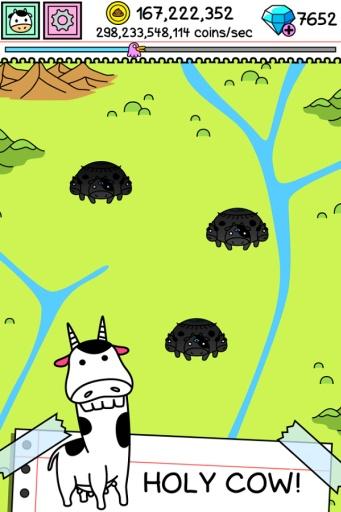 疯狂奶牛进化截图2