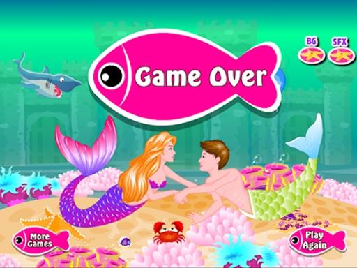 美人鱼的故事接吻游戏截图8