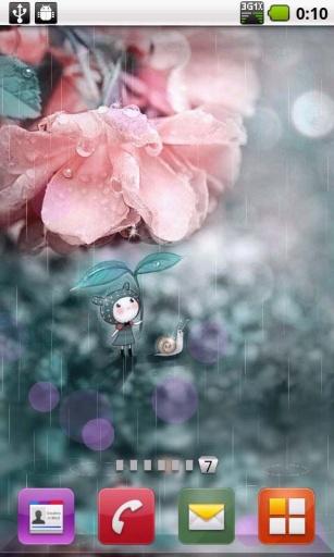 下雨天动态壁纸