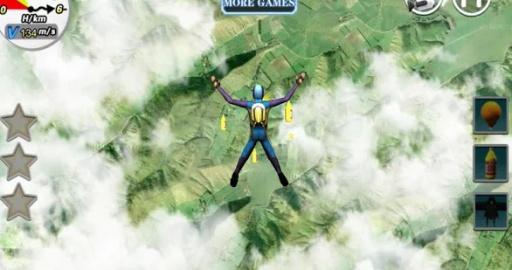 跳伞:你只活一次截图1