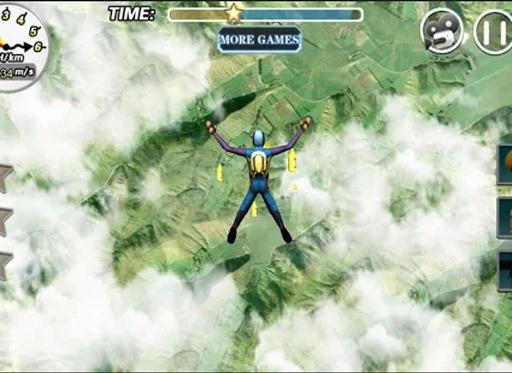 跳伞:你只活一次截图3