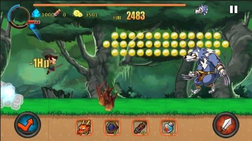 玩免費動作APP|下載勇者之丛林大冒险 app不用錢|硬是要APP