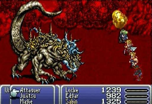 最终幻想6截图4
