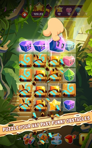 丛林方块截图1