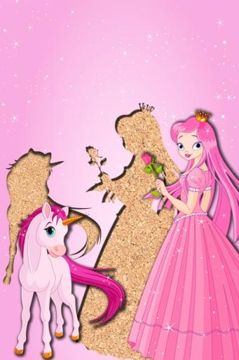 免费的为小女孩准备的公主游戏截图0